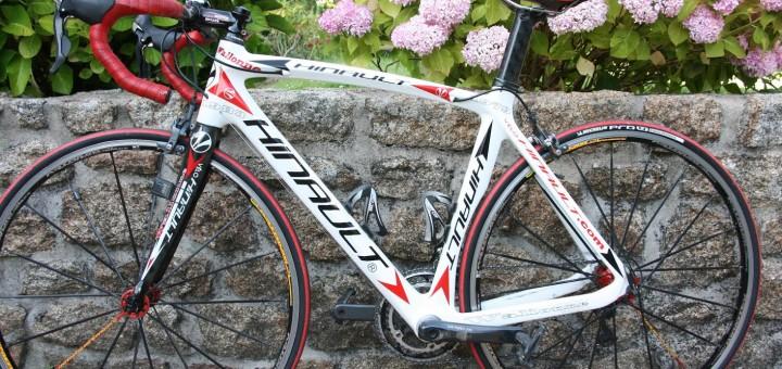 Vélo Hinault carbone